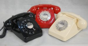 GPO Series 700 Dial Telephones